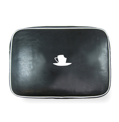 """Byte"" Laptop Bags - Coffee Cup"
