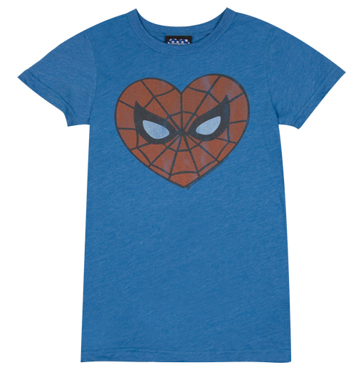 <b>Junk Food</b> Spiderman Face Tee