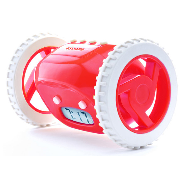 Clocky® Alarm Clock - RED™