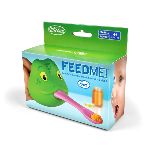 FEED ME FROG Spoons