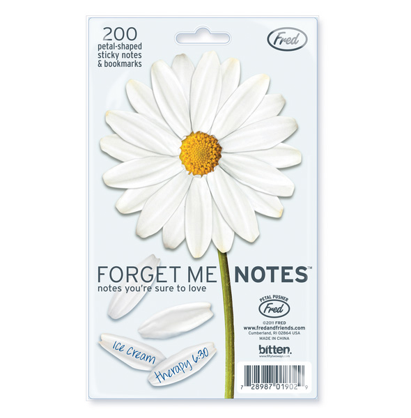FORGET ME NOTES™ Sticky Pads