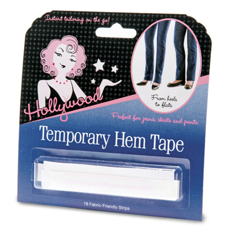 Hollywood Temporary Hem Tape