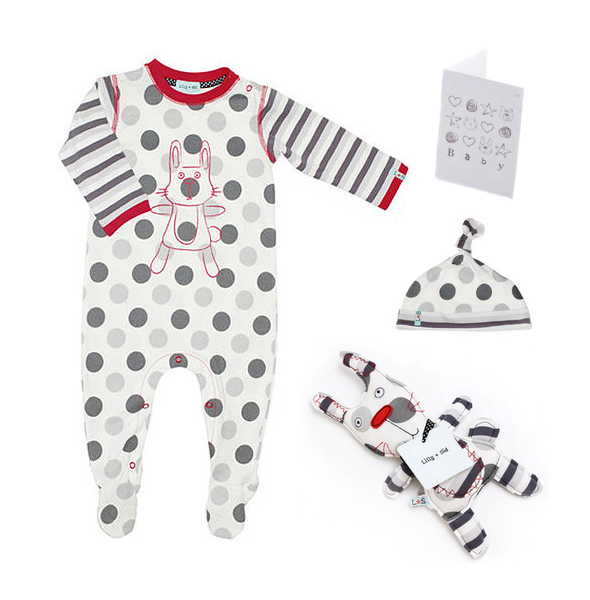 Lilly + Sid™ Newborn Baby Unisex Gift Set